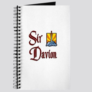 Sir Davion Journal