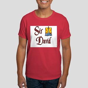 Sir David Dark T-Shirt