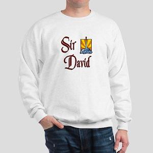Sir David Sweatshirt