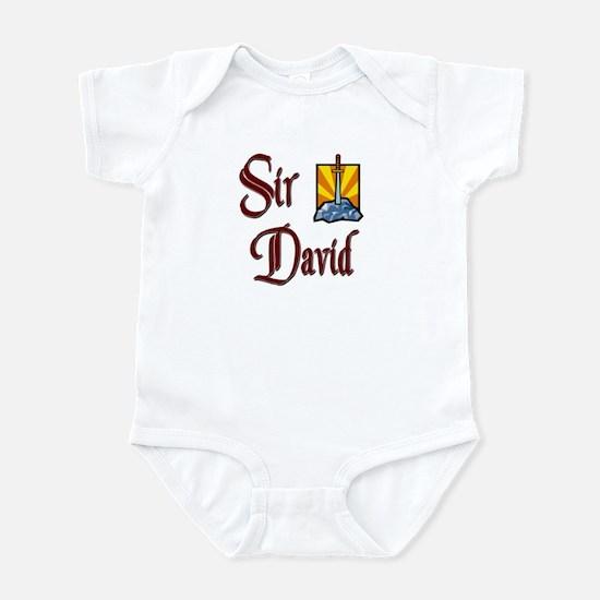 Sir David Infant Bodysuit