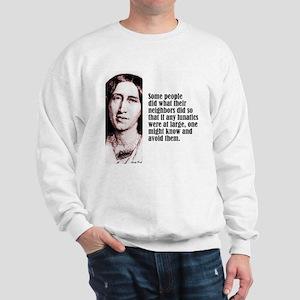 """Eliot """"Some People"""" Sweatshirt"""
