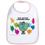 Have you been a Planetpal, today? Bib
