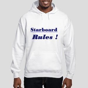 Starboard Rules Hooded Sweatshirt