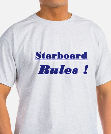 Starboard Rules T-Shirt