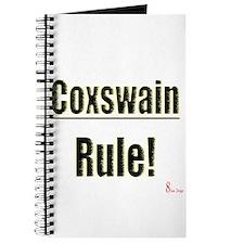 Coxswain Rule Journal