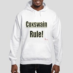 Coxswain Rule Hooded Sweatshirt