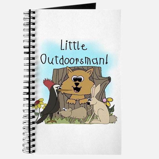 Little Outdoorsman Journal