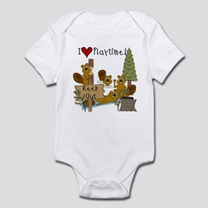 I Love Playtime Infant Bodysuit