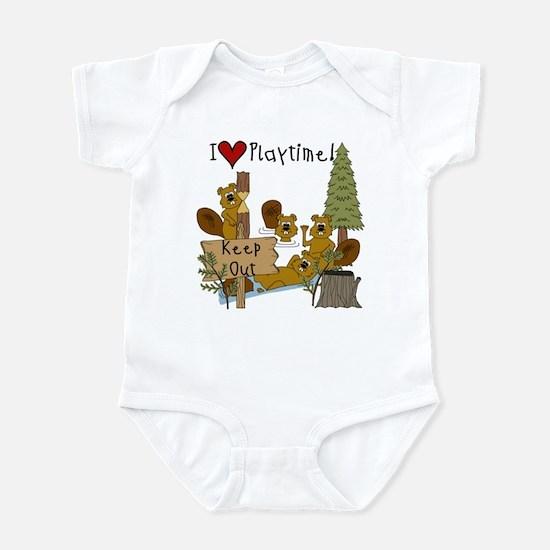 I Love Playtime Infant Bodysuit