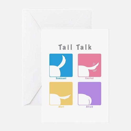 Tail Talk Greeting Card