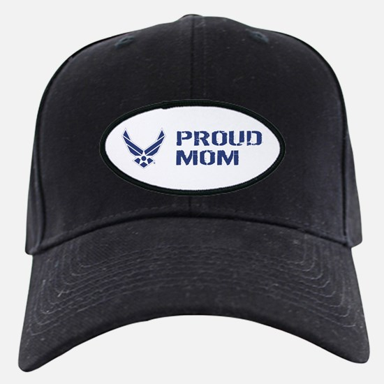 USAF: Proud Mom Baseball Hat
