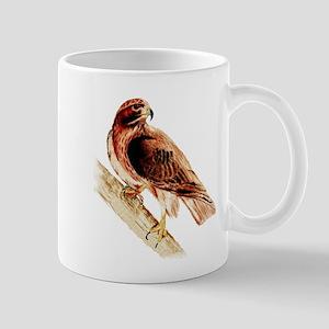 Red Hawk Mug