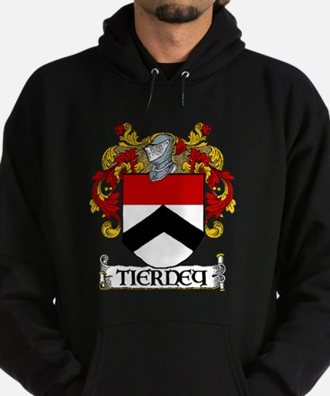 Tierney Coat of Arms Hoodie (dark)
