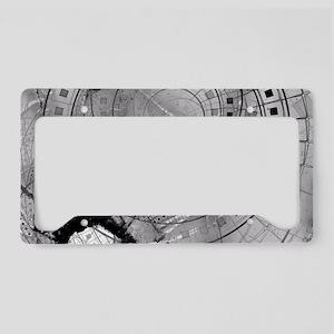 Memoriam Redacta, Fragmented License Plate Holder