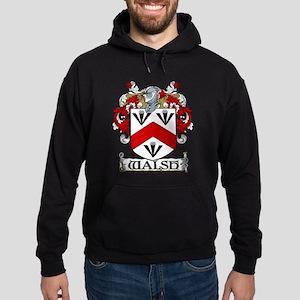 Walsh Coat of Arms Hoodie (dark)