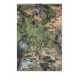 Custom Camoflauge Postcards (Package of 8)