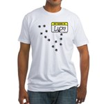 BULLET HOLE Fitted T-Shirt