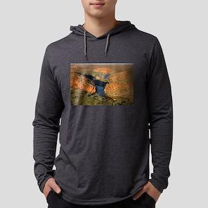 Glen Helen Gorge, Outback Aust Long Sleeve T-Shirt