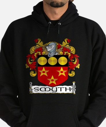 Smyth Coat of Arms Hoodie (dark)