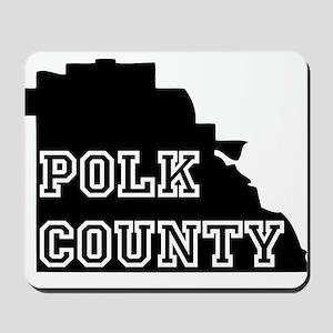 Polk County Mousepad