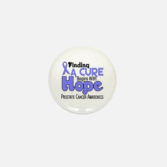 HOPE Prostate Cancer 5 Mini Button