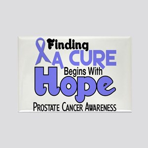 HOPE Prostate Cancer 5 Rectangle Magnet