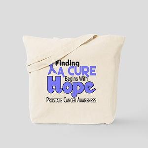 HOPE Prostate Cancer 5 Tote Bag