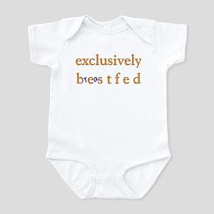 Exclusively BESTfed - Infant Bodysuit