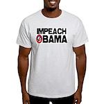 Impeach Obama Light T-Shirt