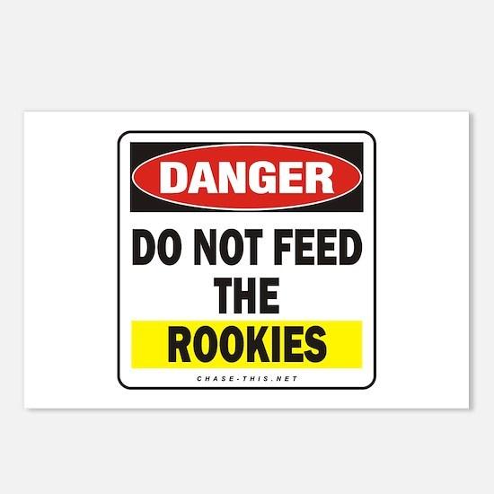 Rookies Postcards (Package of 8)