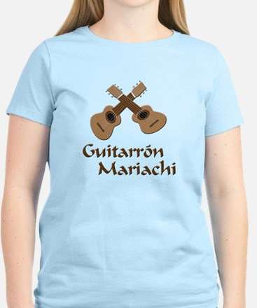 guitarron mariachi Women's Light T-Shirt