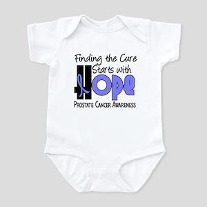 HOPE Prostate Cancer 4 Infant Bodysuit