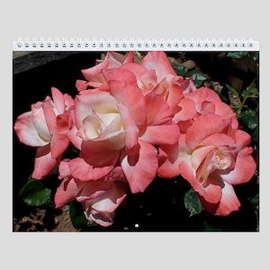 Rose Bunches Calendar