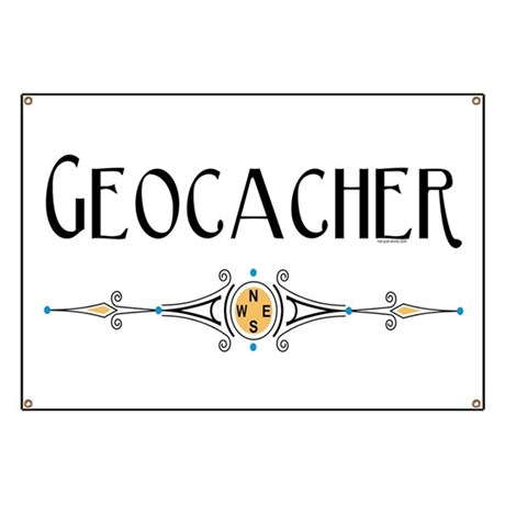 Geocacher Banner