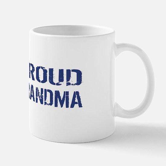USAF: Proud Grandma Mug