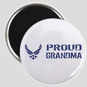 USAF: Proud Grandma Magnet
