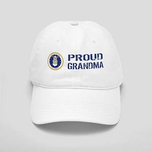 USAF: Proud Grandma Cap