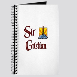 Sir Cristian Journal