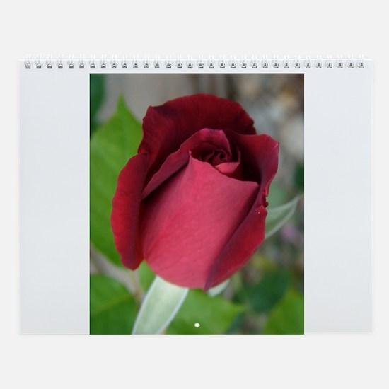 Rose Bud Calendar