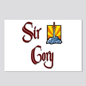 Sir Cory Postcards (Package of 8)