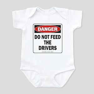 Drivers Infant Bodysuit