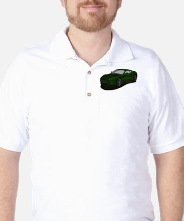 Aston Martin DB9 Golf Shirt