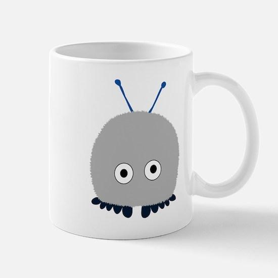 Grey Wuppie Mug