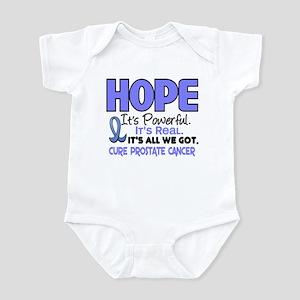 HOPE Prostate Cancer 1 Infant Bodysuit