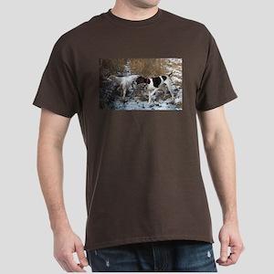 Pointer Pair at Work Dark T-Shirt