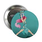 """Heroine's Rumba - 2.25"""" Button"""