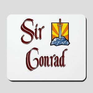 Sir Conrad Mousepad