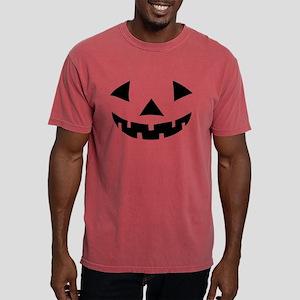 Pumpkin - black T-Shirt