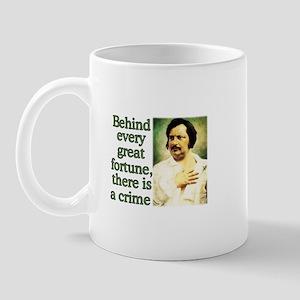 Balzac Quote Mug