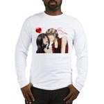 Katsu & Fusae's Long Sleeve T-Shirt